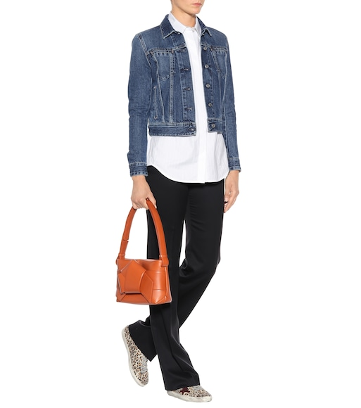 Acne Studios - Cliff denim jacket - mytheresa.com