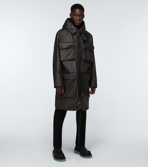 Bottega Veneta - Waterproof 3D pocket parka - mytheresa.com