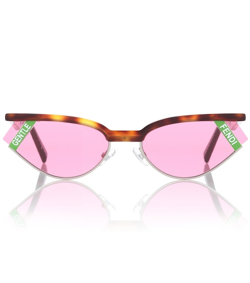 Fendi - Gentle Fendi No. 1 sunglasses - mytheresa.com