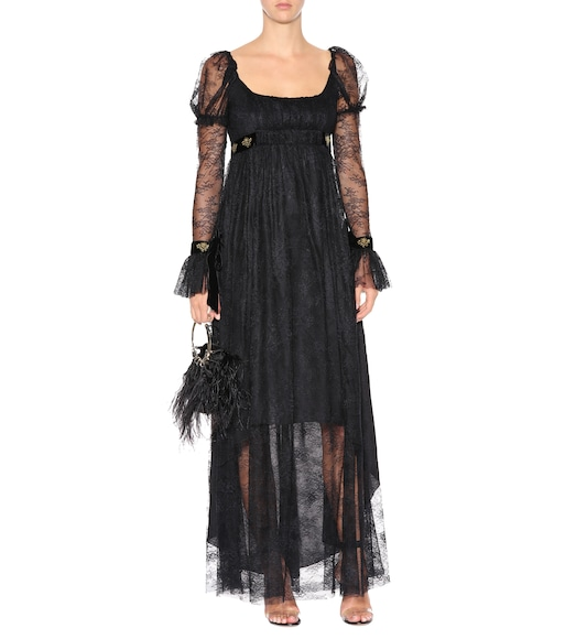 Philosophy Di Lorenzo Serafini - Lace dress - mytheresa.com