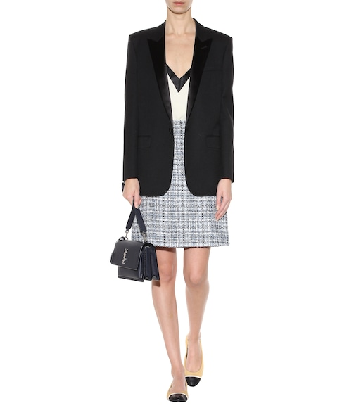 Lanvin - Tweed skirt - mytheresa.com
