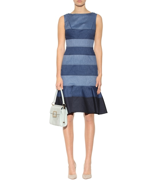 Carolina Herrera - Solid dress - mytheresa.com