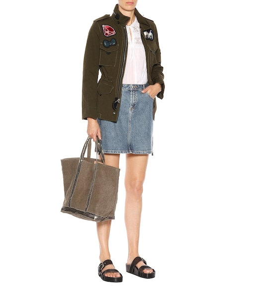 A.P.C. - Denim skirt - mytheresa.com