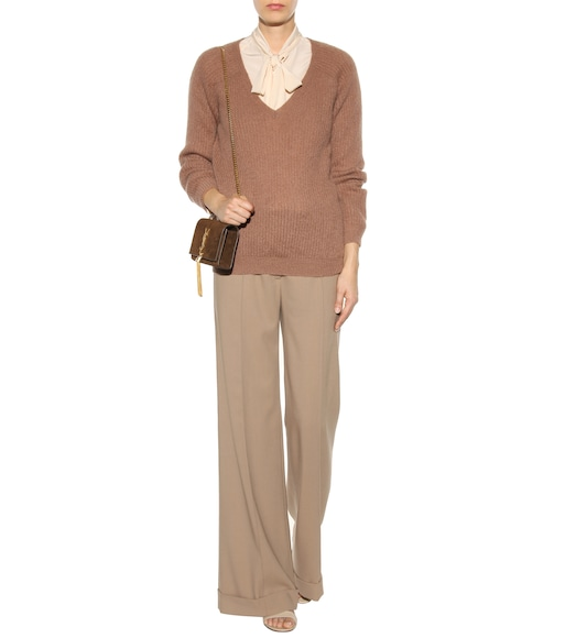 Nina Ricci - Wool trousers - mytheresa.com