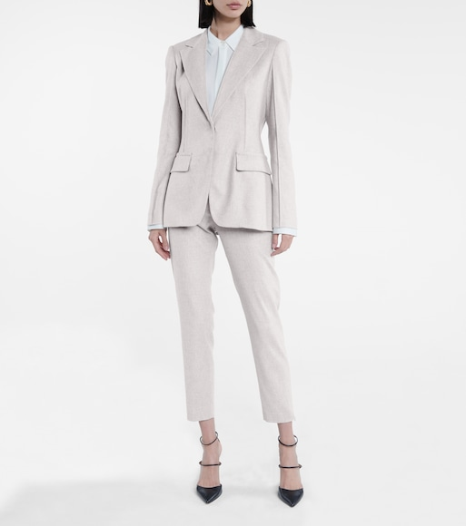 Altuzarra - Shira single-breasted blazer - mytheresa.com