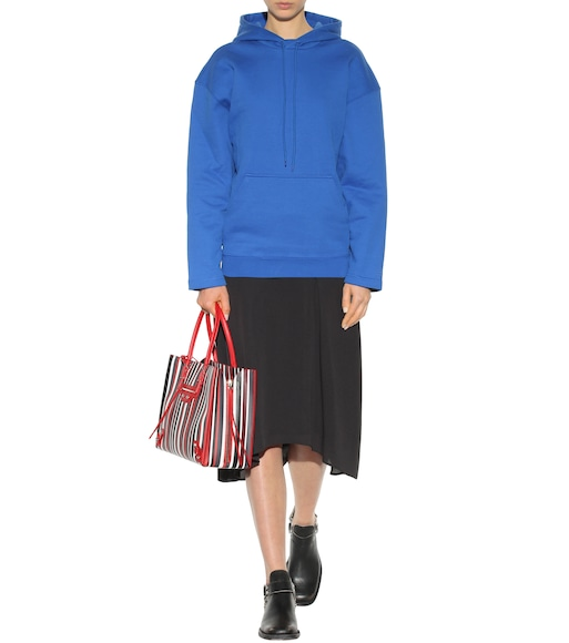 Balenciaga - Cotton sweatshirt - mytheresa.com