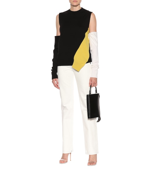 Calvin Klein 205W39NYC - Wool and cashmere sweater - mytheresa.com
