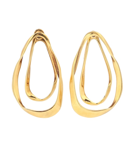 Alexander McQueen - Hoop earrings - mytheresa.com