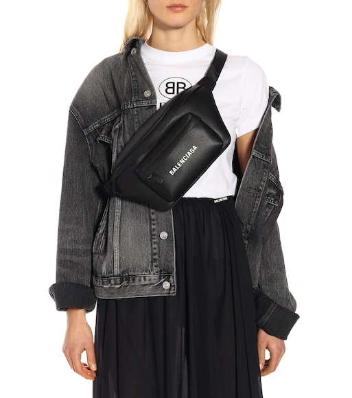 Balenciaga - Everyday logo belt bag - mytheresa.com