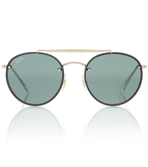 Ray-Ban - Blaze Double Bridge sunglasses - mytheresa.com