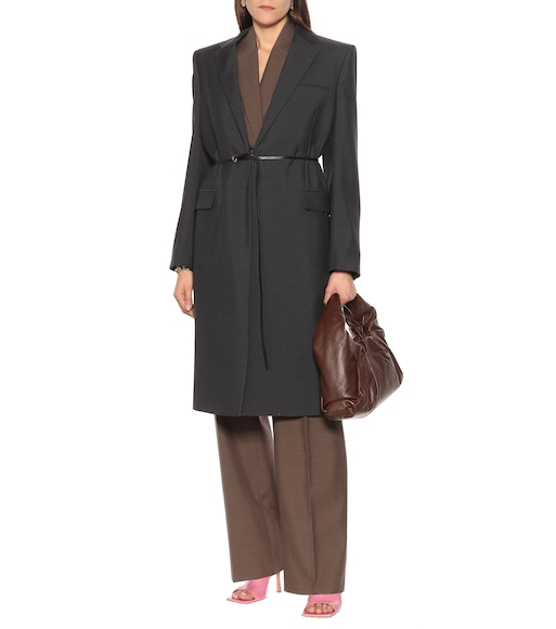 Bottega Veneta - Wool coat - mytheresa.com