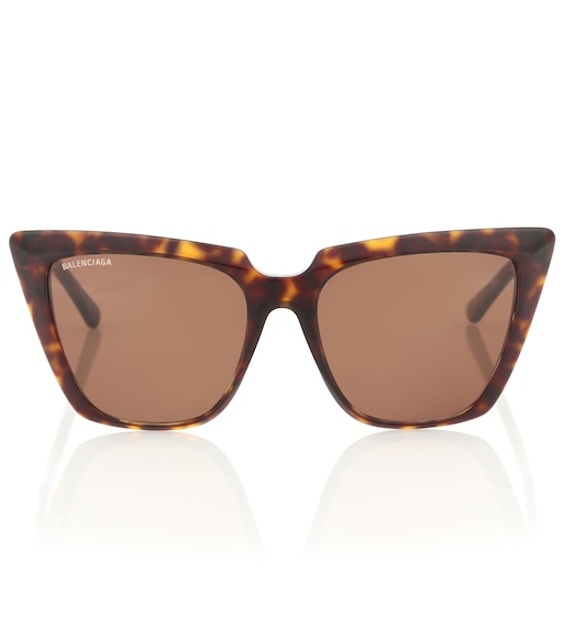 Balenciaga - Cat-eye sunglasses - mytheresa.com