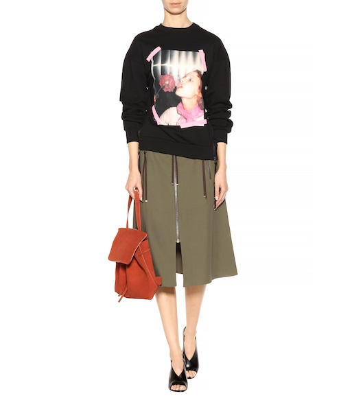 Kenzo - Donna Jordan cotton sweatshirt - mytheresa.com