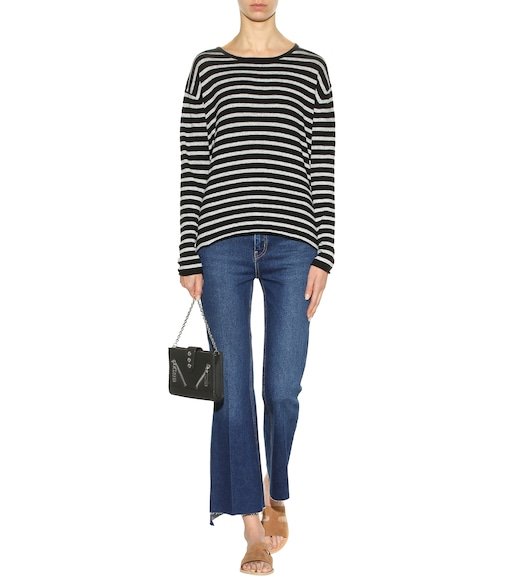Velvet - Britan striped top - mytheresa.com