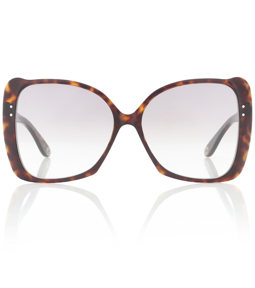 Gucci - Oversized square sunglasses - mytheresa.com