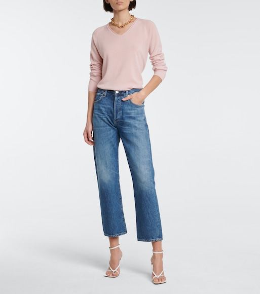 Max Mara - Leisure Smirne wool-blend sweater - mytheresa.com