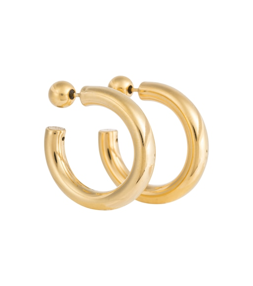 Sophie Buhai - Everyday Small 18kt gold vermeil hoop earrings - mytheresa.com