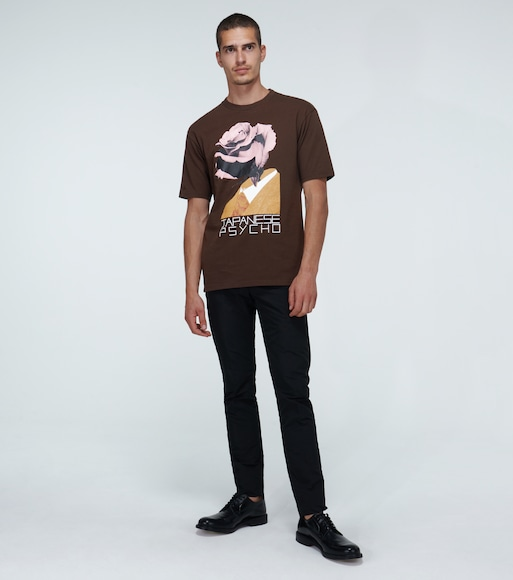 Undercover - Japanese Psycho cotton T-shirt - mytheresa.com