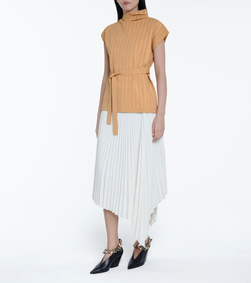 Proenza Schouler - Chalk Stripe knit top - mytheresa.com