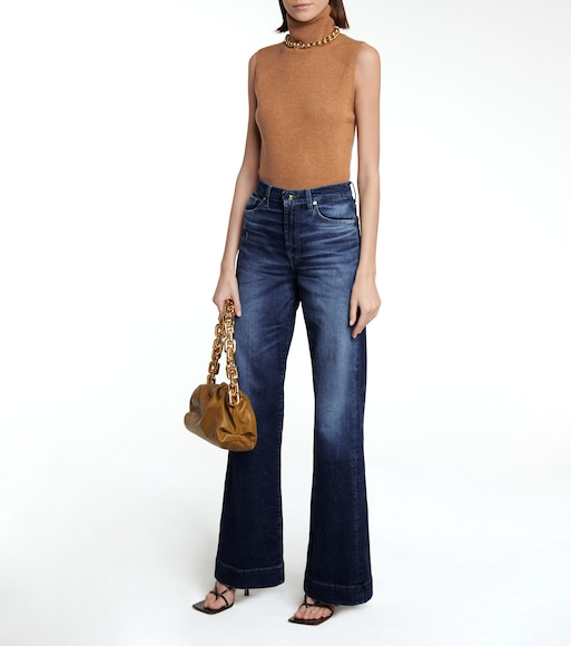 7 For All Mankind - جينز فليرد Modern Dojo - mytheresa.com