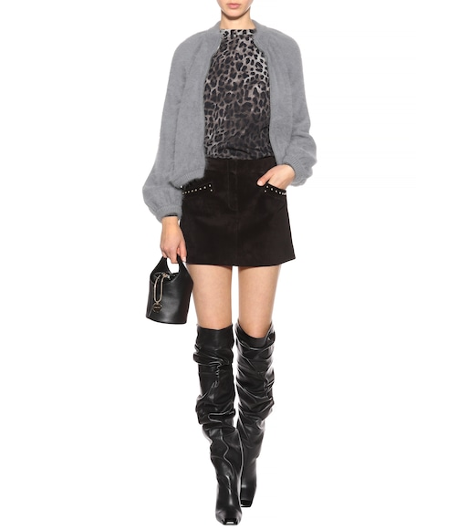 Tom Ford - Over-the-knee leather boots - mytheresa.com