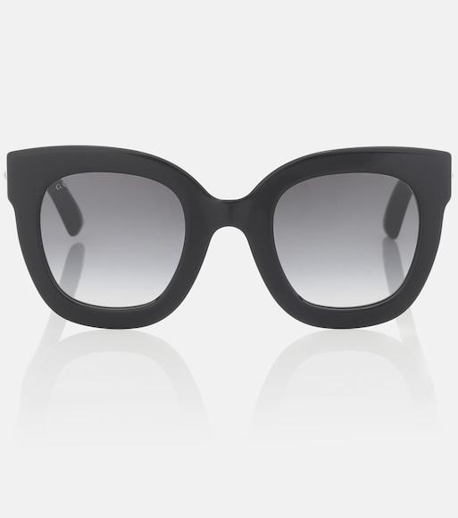f8dfc9df917 Gucci - Embellished sunglasses - mytheresa.com