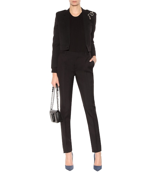 Tom Ford - Silk blouse - mytheresa.com
