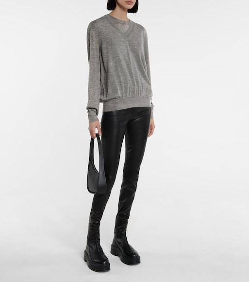 The Row - Stockwell cashmere sweater - mytheresa.com