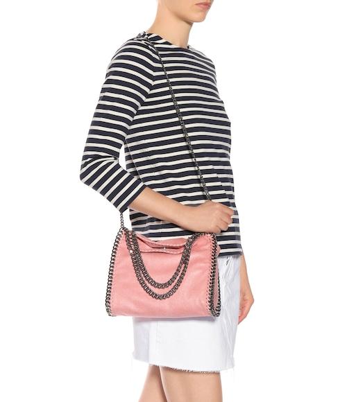 edca0f669477 Stella McCartney - Mini Falabella shoulder bag - mytheresa.com