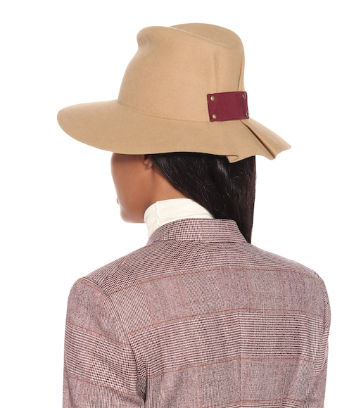 Lola Hats - Snap Saddled Up felt hat - mytheresa.com