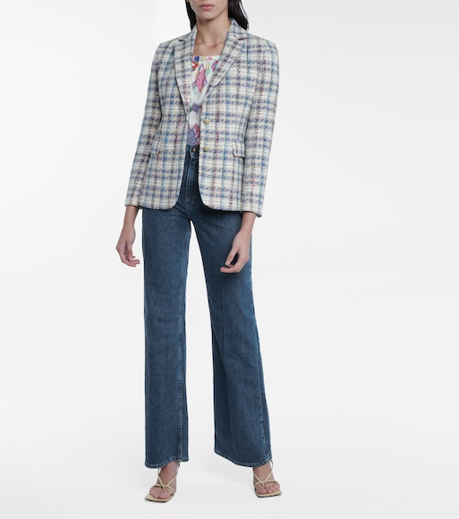 ETRO - High-rise wide-leg jeans - mytheresa.com