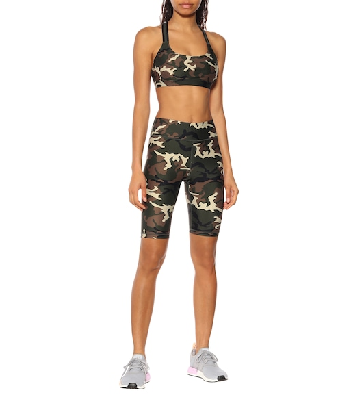 The Upside - Shorts Camo Spin - mytheresa.com