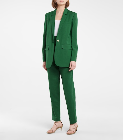 Isabel Marant - Oratelia single-breasted blazer - mytheresa.com