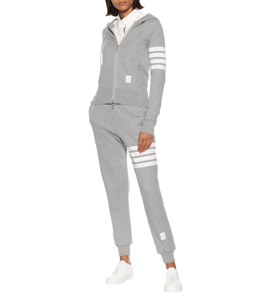Thom Browne - Cotton track pants - mytheresa.com