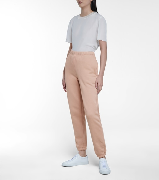 Les Tien - Cotton fleece trackpants - mytheresa.com