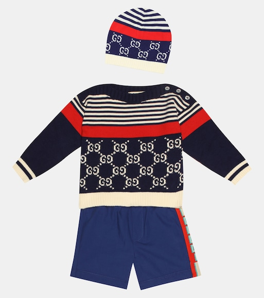 Gucci Kids - Baby Pullover aus Baumwolle - mytheresa.com