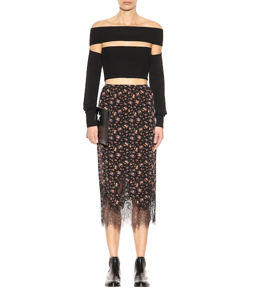 McQ Alexander McQueen - Cropped top - mytheresa.com