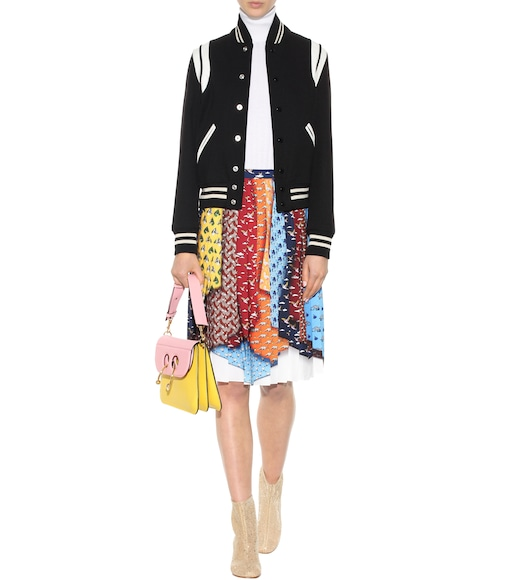Mary Katrantzou - King graphic skirt - mytheresa.com