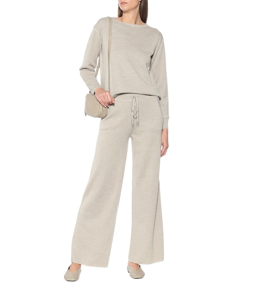 Max Mara - Kenya wool trackpants - mytheresa.com