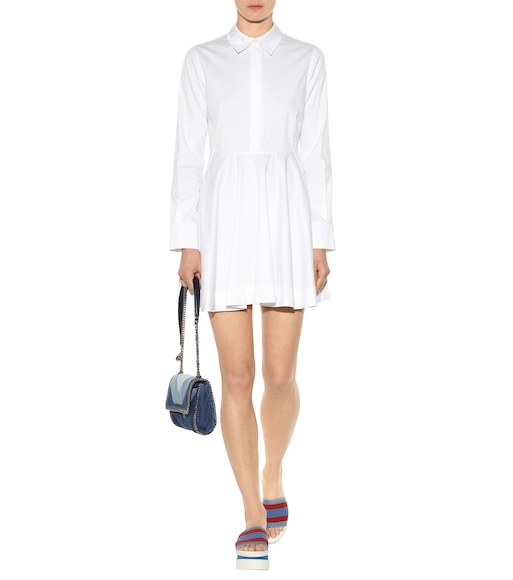 Stella McCartney - Robe en coton - mytheresa.com