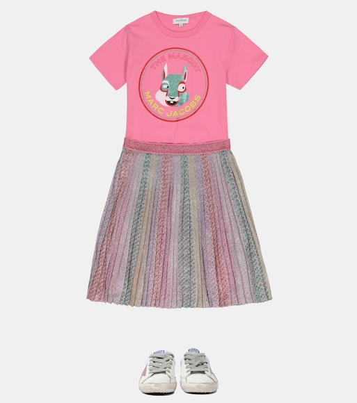 The Marc Jacobs - The Mascot printed cotton T-shirt - mytheresa.com