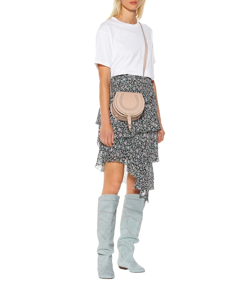Isabel Marant - Exclusive to Mytheresa – Sibby suede knee-high boots - mytheresa.com