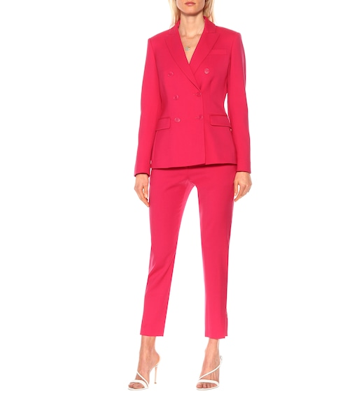 Altuzarra - Indiana stretch wool blazer - mytheresa.com