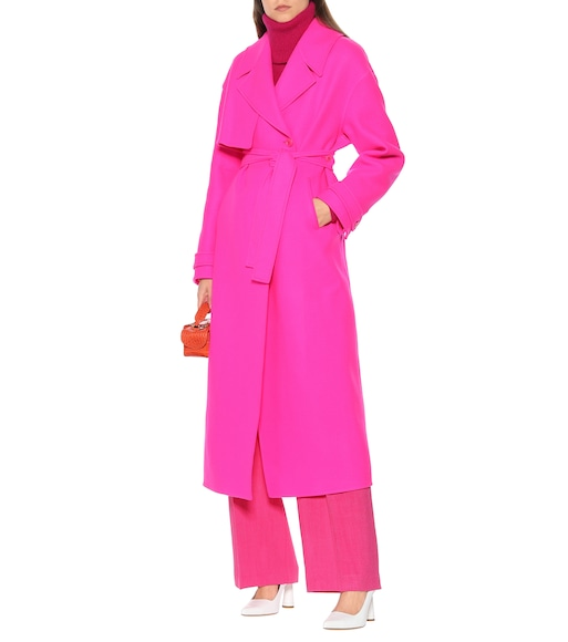 Jacquemus - Le Manteau Sabe virgin wool coat - mytheresa.com