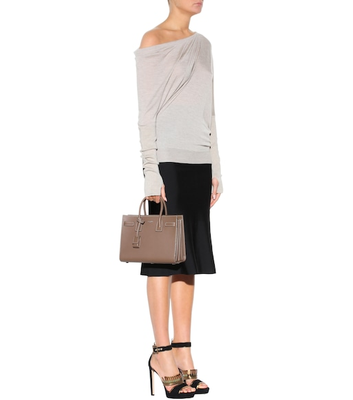 Tom Ford - Cashmere and silk sweater - mytheresa.com