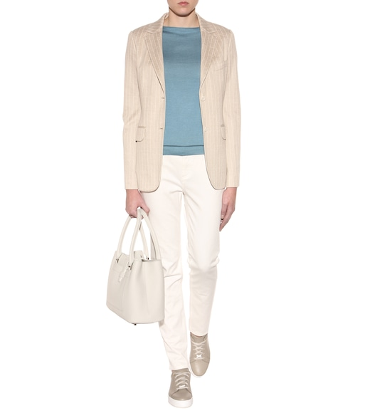 Loro Piana - Linen and cotton blazer - mytheresa.com