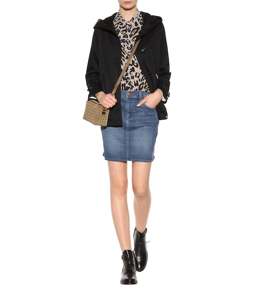 Woolrich - Giacca Prescott Short in twill di cotone - mytheresa.com