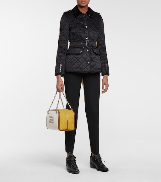 Burberry - Exclusive to Mytheresa – Lode quilted jacket - mytheresa.com