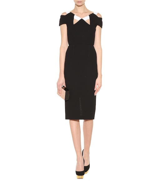 Roland Mouret - Atkinson wool dress - mytheresa.com