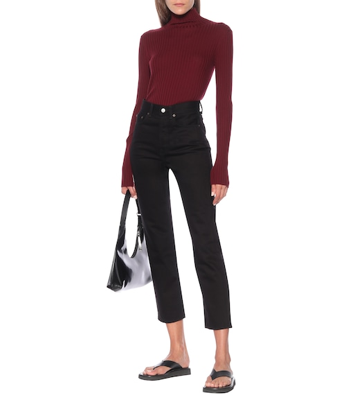 Plan C - Wool turtleneck sweater - mytheresa.com